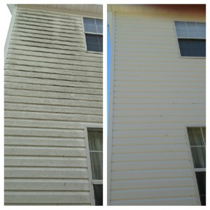 Chincoteague powerwashing service