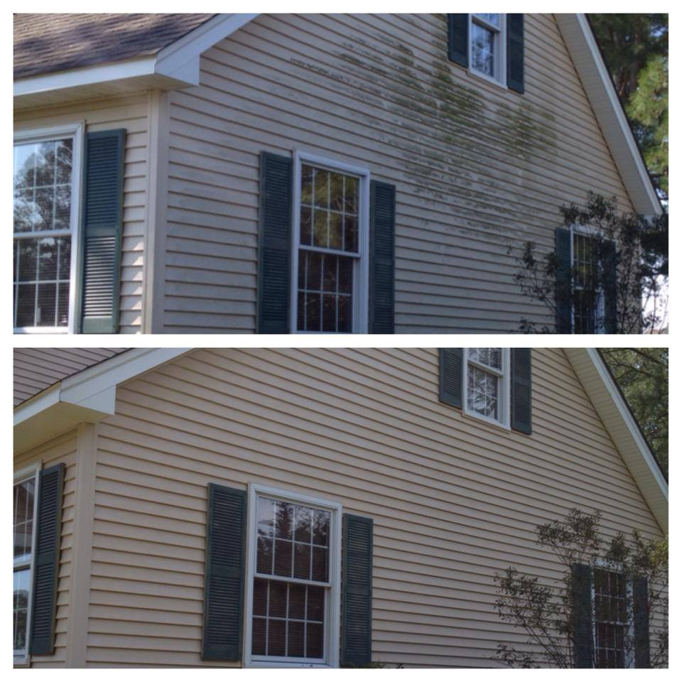 pressure washing Delmar