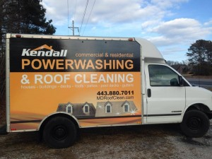 about Kendall roof cleaning
