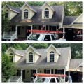 roof cleaning before and after selbyville